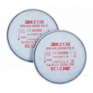 3M Particulate Filters P3R 2138