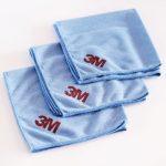 3M High Performance Microfibre Cloth