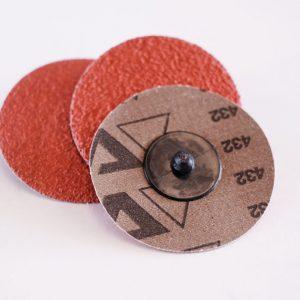 BOSS 50mm Ceramic Roloc Discs