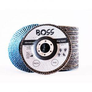 Boss Razor Flap Disc