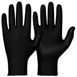 Granberg Chemstar Single-Use Black Nitrile Gloves 114.970
