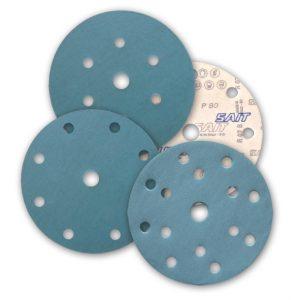 SAIT 6S Ceramic Hook & Loop Discs