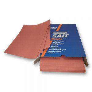 SAIT AR-C Abrasive Paper Sheets