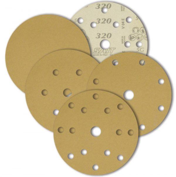 SAIT 5G Hook & Loop Abrasive Discs   Abrasive Products