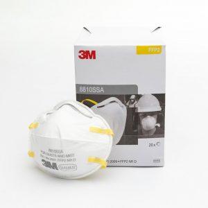 3M 8810 FFP2 Disposable Respirator